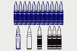 Bullets SVG