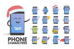 Phone Characters