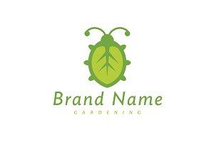 Bug Leaf Logo