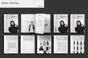 Fashion - Pitch Pack