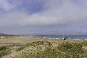 Beach of Frouxeira.