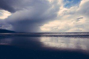 Beach after the Rain (Vintage)