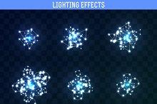 Magic bright,  Shining star light