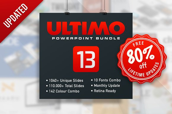 ULTIMO - PowerPoint Bundle