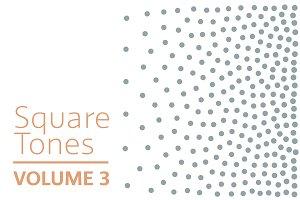 Square Tones Vol. 3 | Stippled Boxes