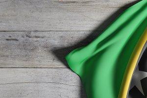 Saint Christopher and Nevis flag