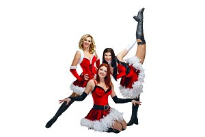 Dancers and Christmas