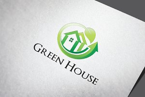 Green House Natural Home Property