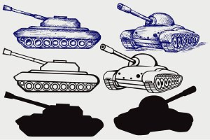 Tanks SVG