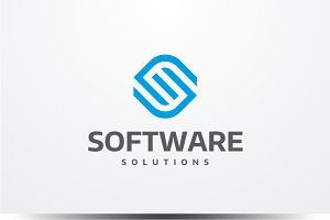 Software - Letter S Logo