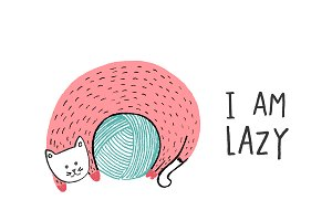 I Am Lazy