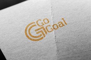 Go Goal Logo Template