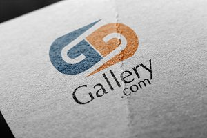 Gallery Logo Template