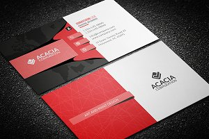 Elegant and Creative Business Card