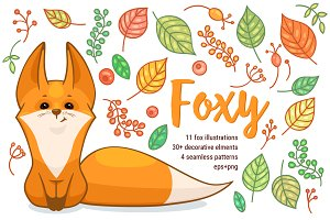 Fox vector set