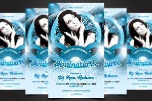 Soulnation Flyer Template