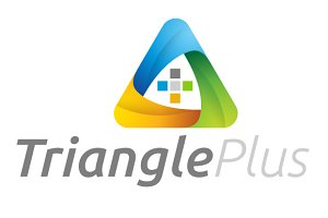 Triangle Plus Logo