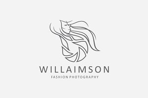 Fashion Photography Logo V2