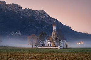 Church St. Coloman (Schwangau) web
