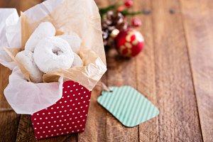 Food gift for Christmas
