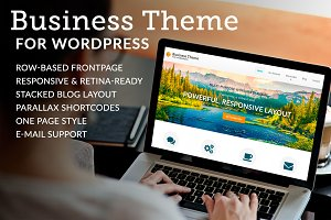 Business - WordPress Theme