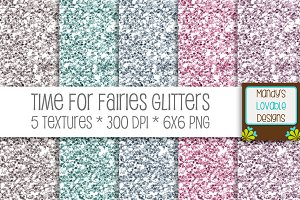 Time for the Fairies Glitter