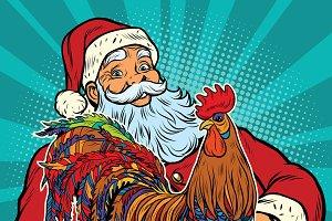 Santa Claus cock