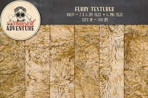 Furry Textures Vol01