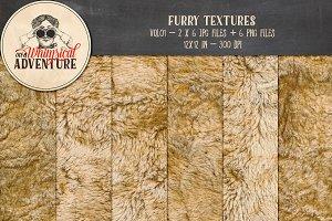 Furry Textures Vol01