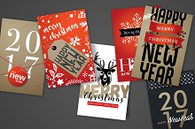 Christmas and New Year's Cards