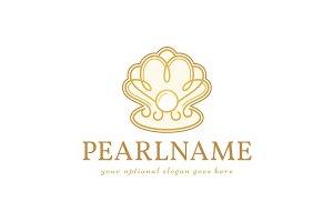 Pearl Shell Logo