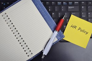 HR Policy close-up