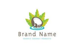 Coconut Garden Logo