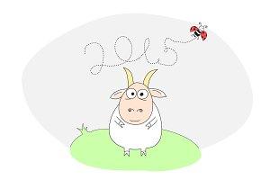 Goat symbol 2015