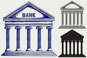 Bank SVG