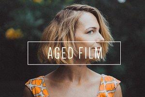 Aged Film LR Preset [Indie Muse]
