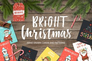 Bright Christmas set