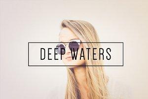 Deep Waters LR Preset [Indie Muse]