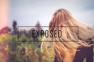 Exposed Film LR Preset |Indie Muse