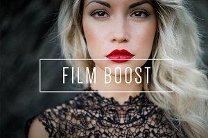 Film Boost LR Preset [Indie Muse]