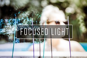 Focused Light LR Preset |Indie Muse