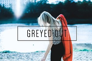 Greyed Out LR Preset |Indie Muse