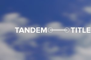 Tandem Title