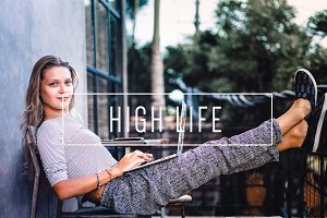 High Life LR Preset |Indie Muse