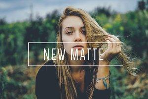 New Matte LR Preset [Indie Muse]