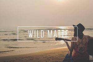 Wild Matte LR Preset [Indie Muse]