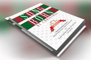 Christmas Musical Flyer Template
