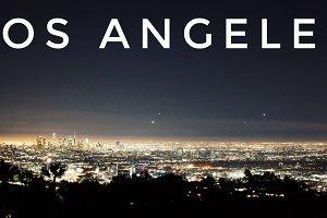 Los Angeles City Night 2.09 MB
