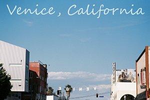 Venice, California (Shot on Film)