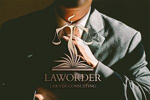 Law Order logo